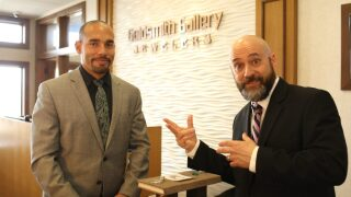 On the Job with Rob Featuring Goldsmith Gallery Jewelers