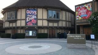 Generic Old Globe Theater