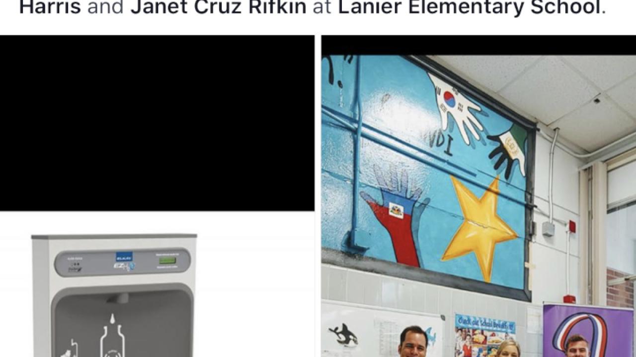 Lanier Elementary School in Tampa