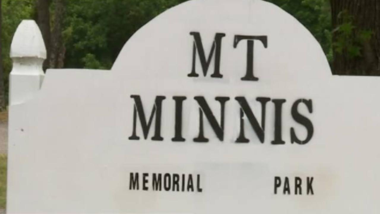 Family heartbroken over poor upkeep of Chesterfield cemetery