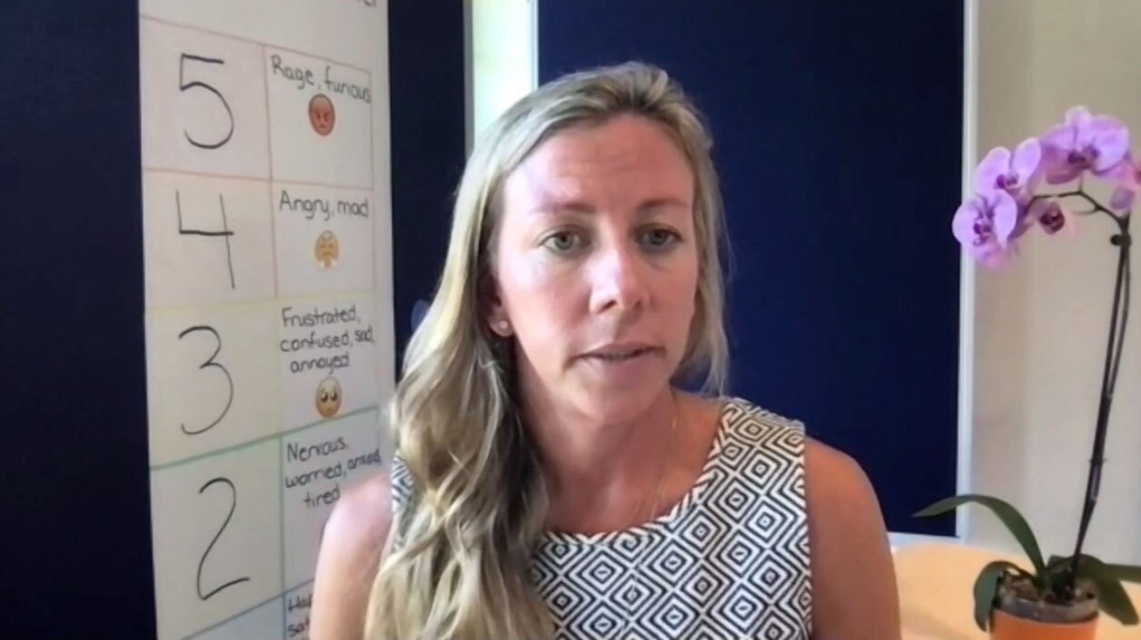 Megan Cassidy, registered mental health intern at Therapeutic Oasis of the Palm Beaches