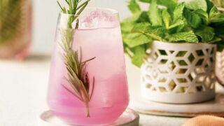 You Can Make Gorgeous Cocktails Made With Purple Gin