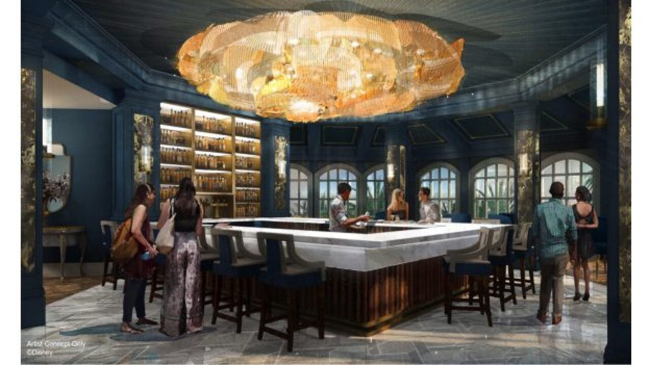 Ale as old as time: 'Beauty and the Beast' bar and lounge to open at Disney resort