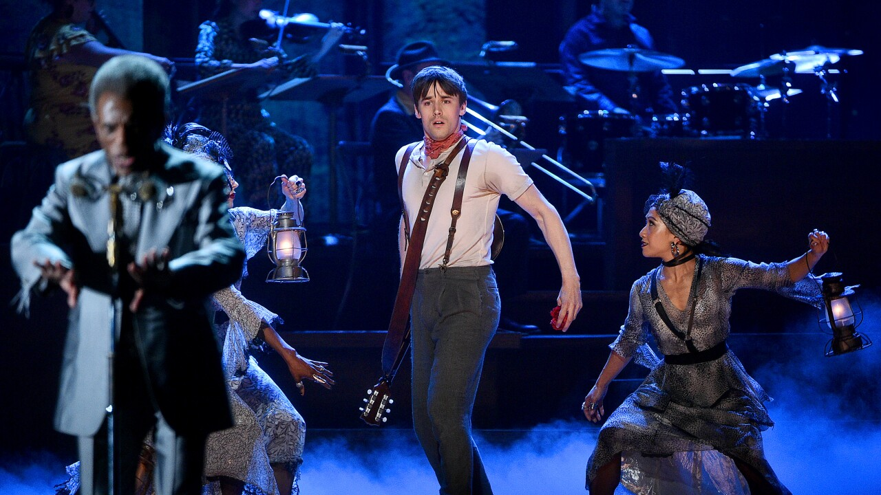 Hadestown Tony Awards Show