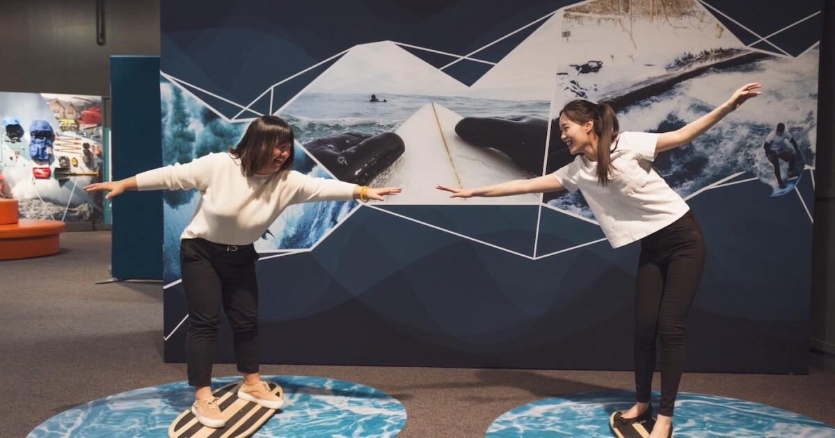 Denver museum debuts interactive 'Extreme Sports' exhibit