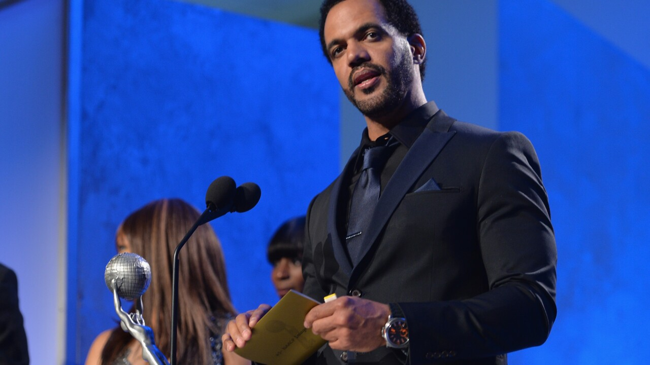 Young and the Restless' star Kristoff St  John dies at age 52