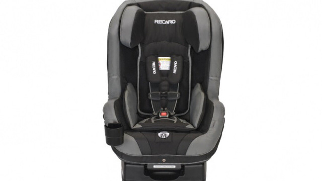 Recaro recalls car seats
