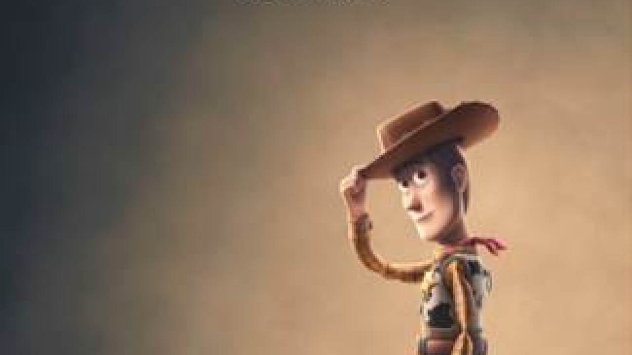 Toy Story 4 Coming to Theaters June 21, 2019
