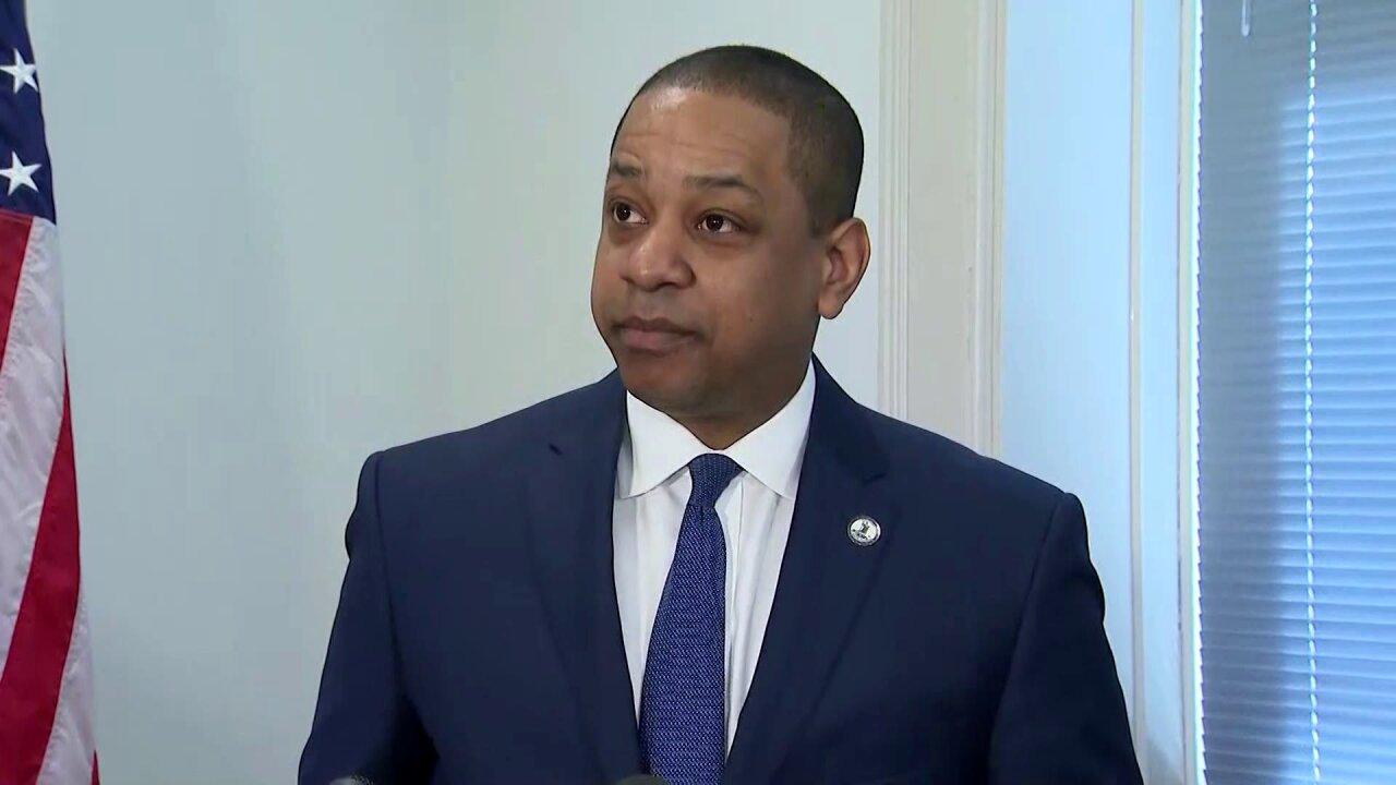 Virginia Lt. Gov. Justin Fairfax sues CBS for $400million