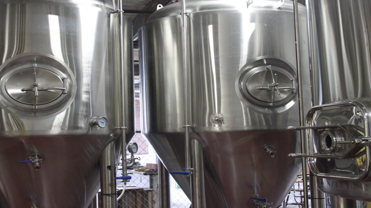 PHOTOS: Take an look inside Round Town Brewery
