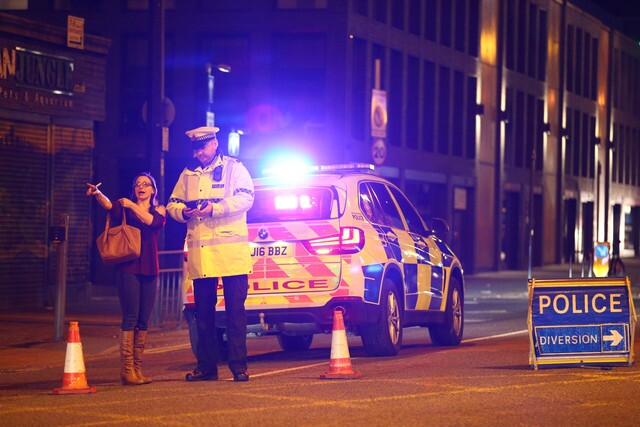 Photos: Ariana Grande concert in UK ends in deadly explosion