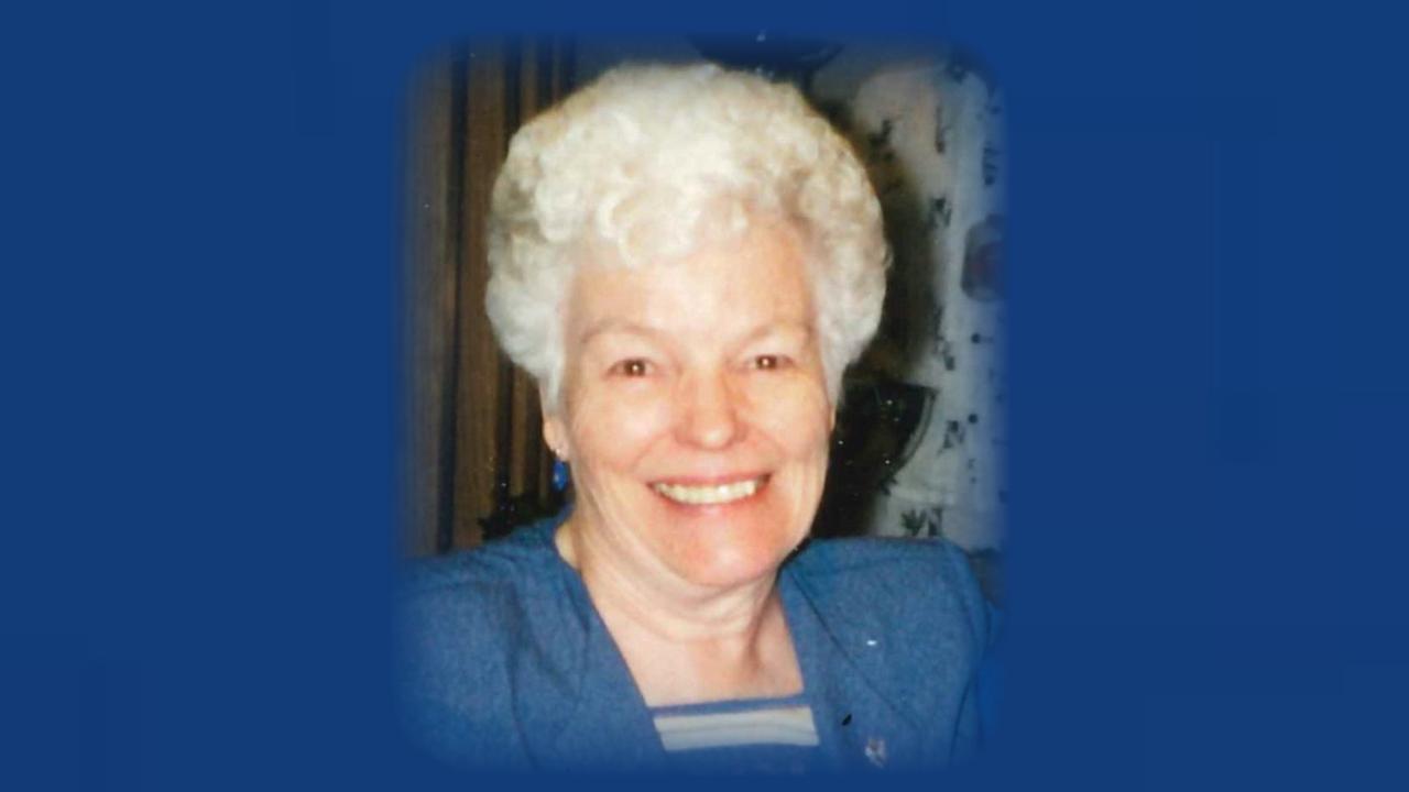 Obituary: Marcile Joyce (Odden) Trebesch April 27, 1928 ~ July 8, 2021