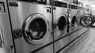 File image of laundromat