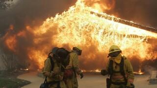 Wildfires Emergency Warnings