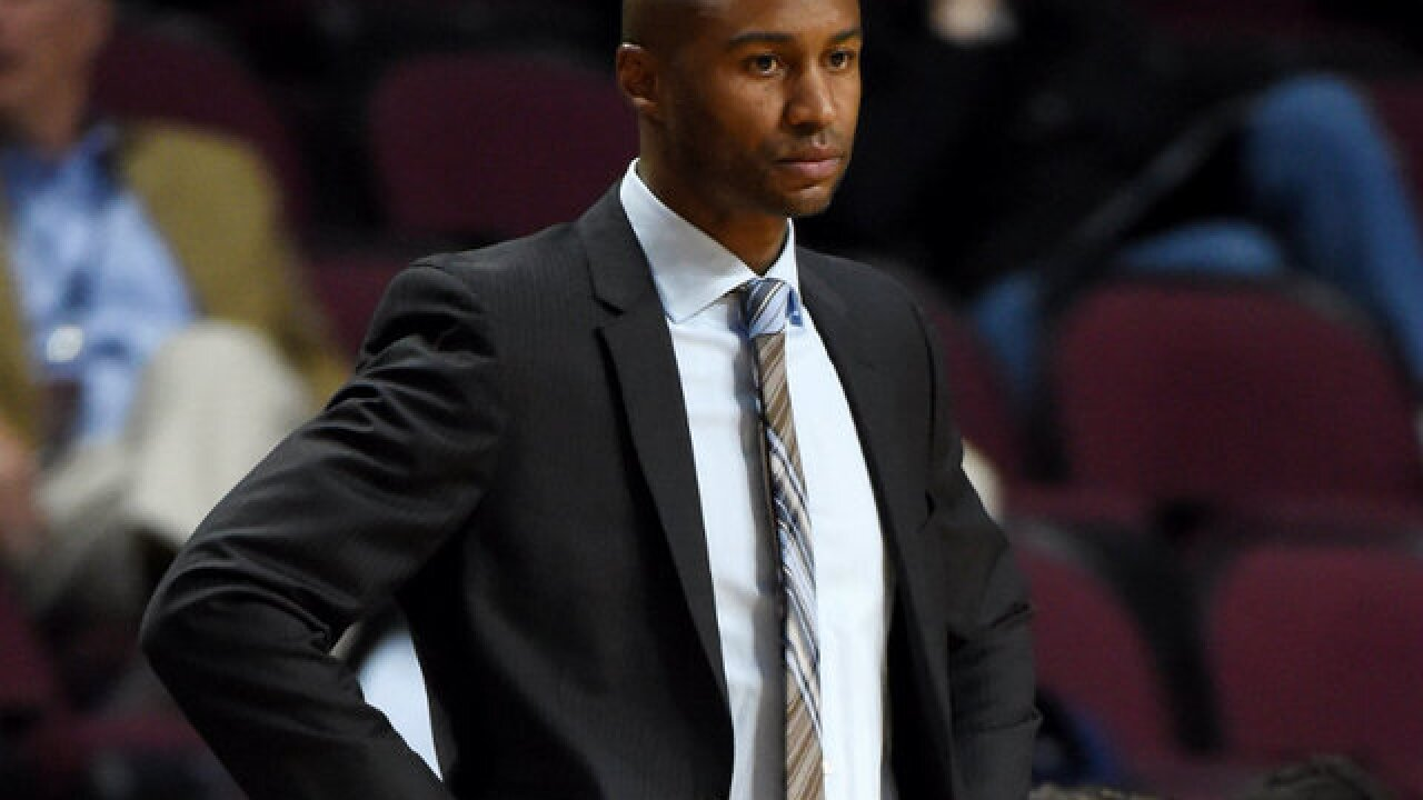 University of San Diego basketball coach Lamont Smith arrested on domestic violence charges