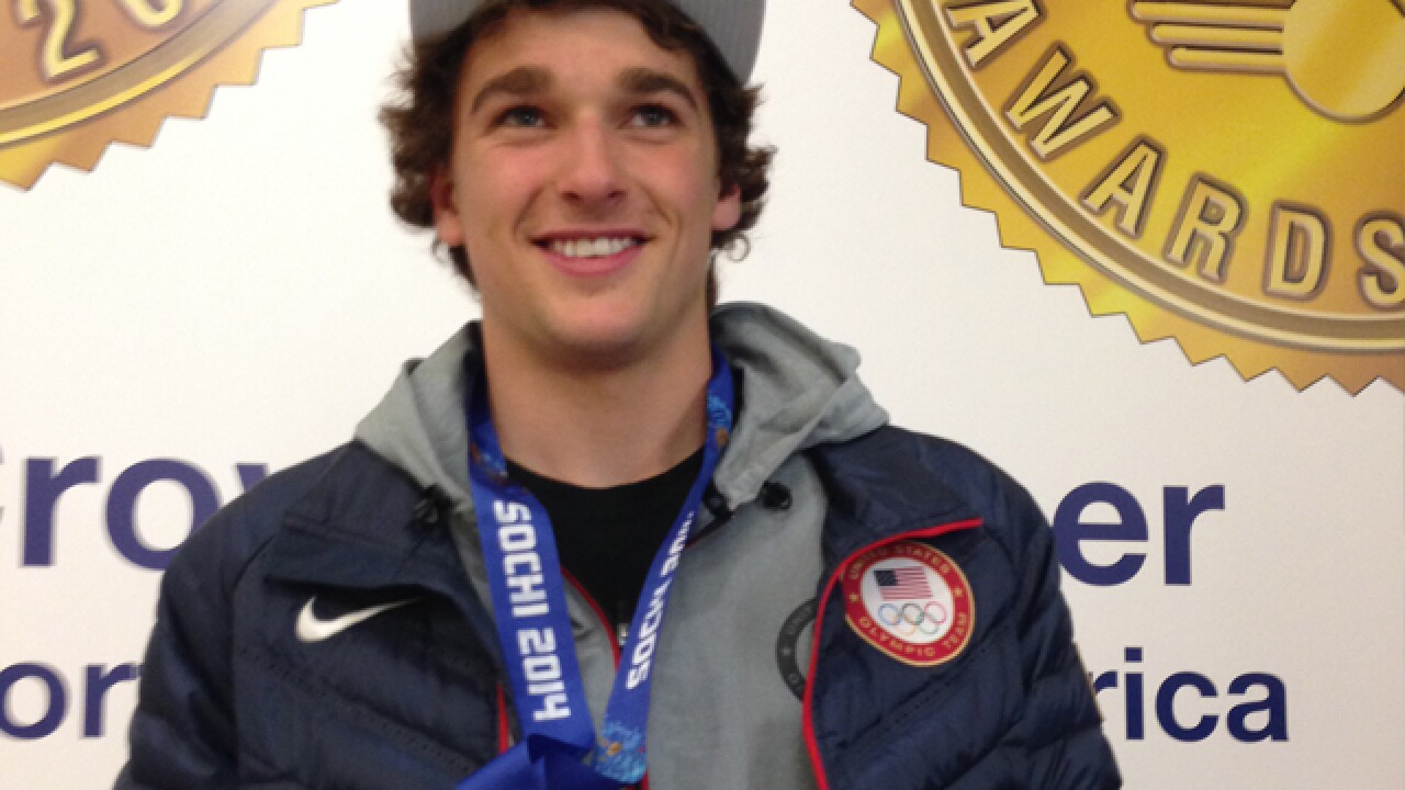 Olympian, Hoosier Nick Goepper to serve as grand marshal of the Indianapolis 500