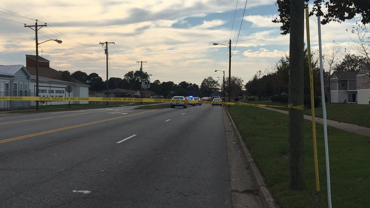 Officer in critical condition after being shot multiple times in Portsmouth