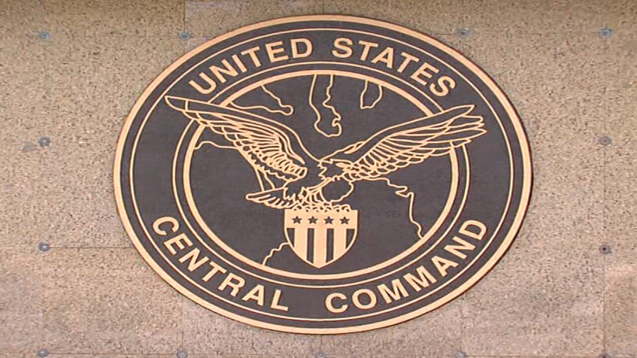 Fighting ISIS from CENTCOM at MacDill AFB