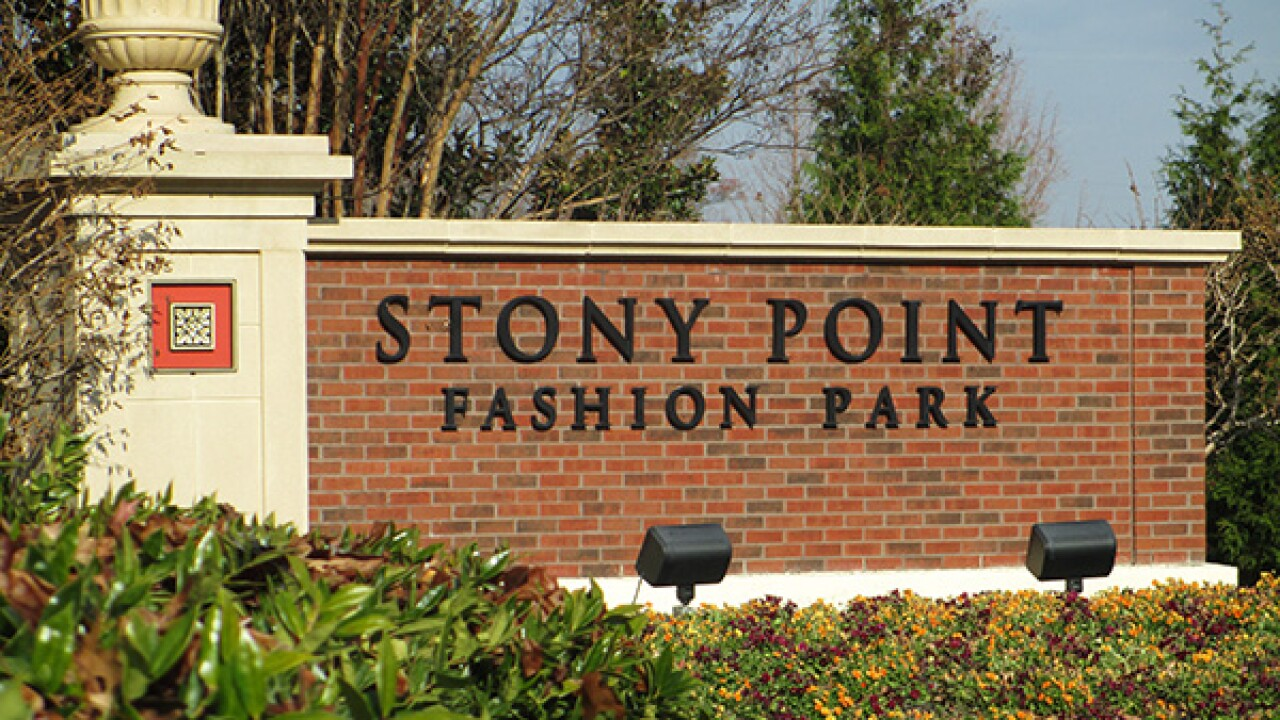Stony Point Fashion Park owner falls behind on mall's loan payments