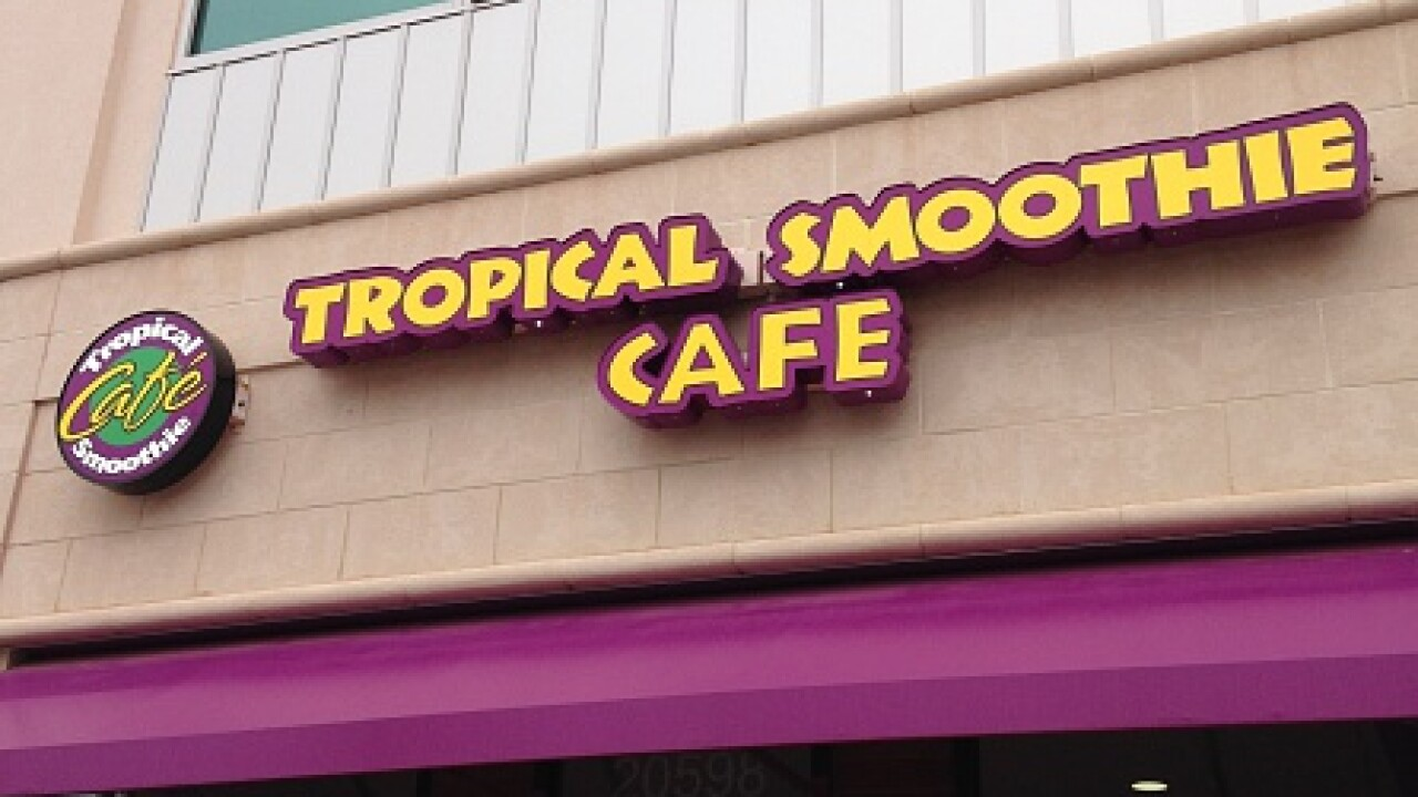 Tropical Smoothie Cafe CEO responds after customers may have been at risk for hepatitis A