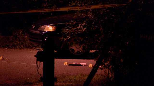 PHOTOS: Pizza Delivery Driver Shot In Head