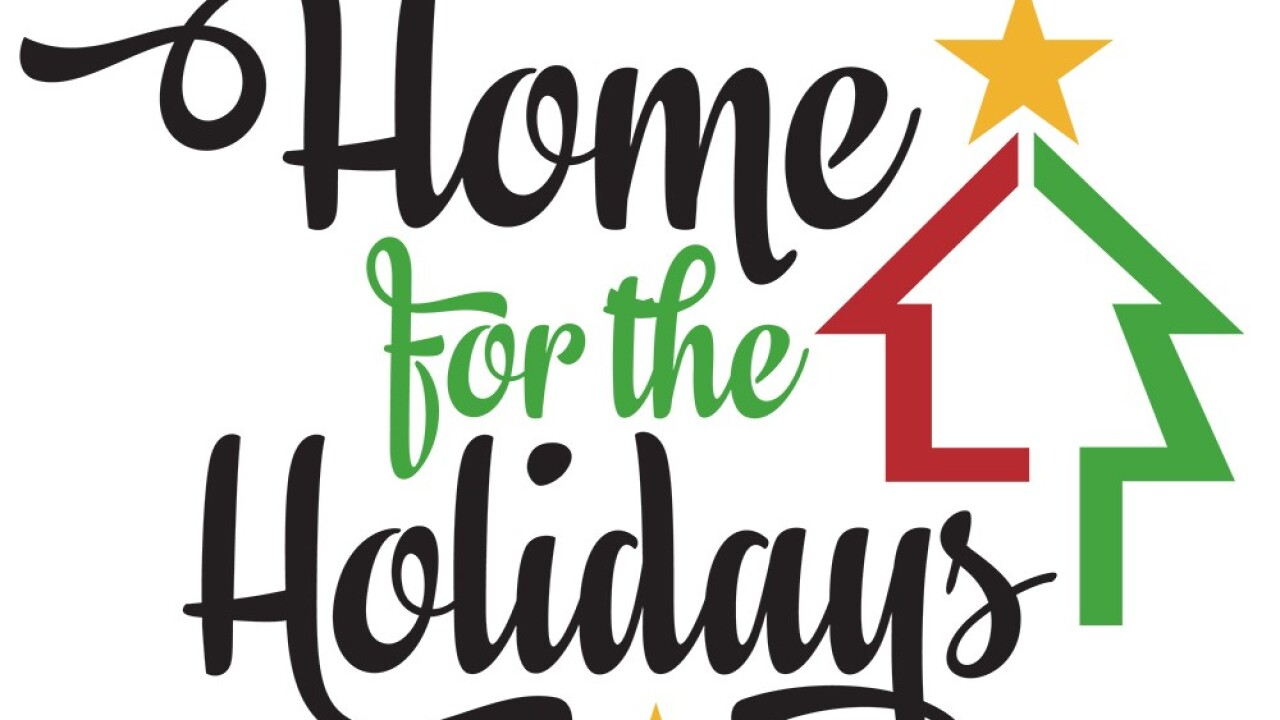 2019 Home for the Holidays logo