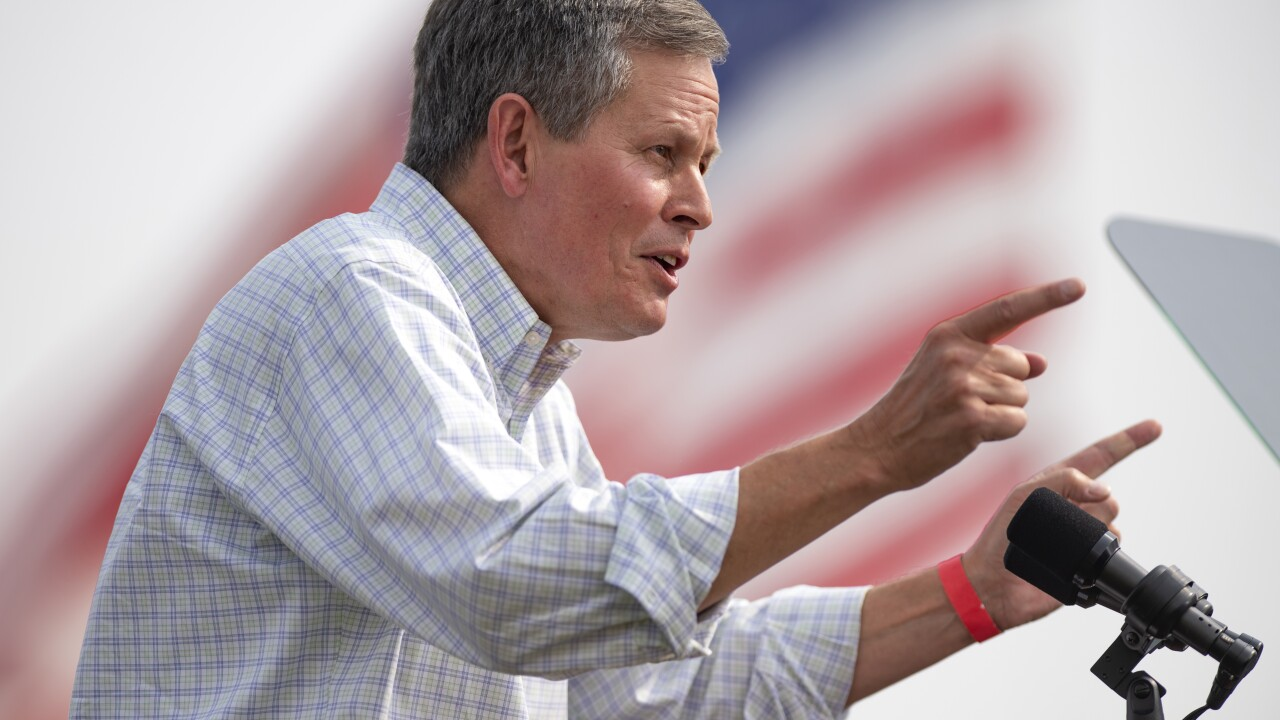 Republicans keep Montana Senate seat as Steve Daines defeats Steve Bullock