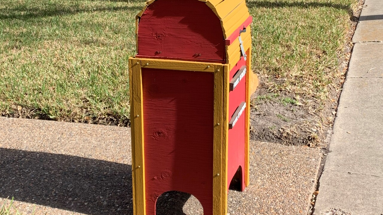 Prayer Mail box
