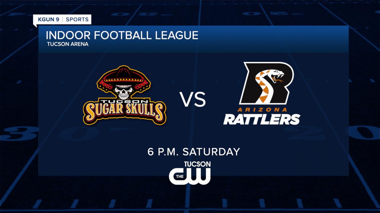 Sugar Skulls host Rattlers Saturday July 3, 2021