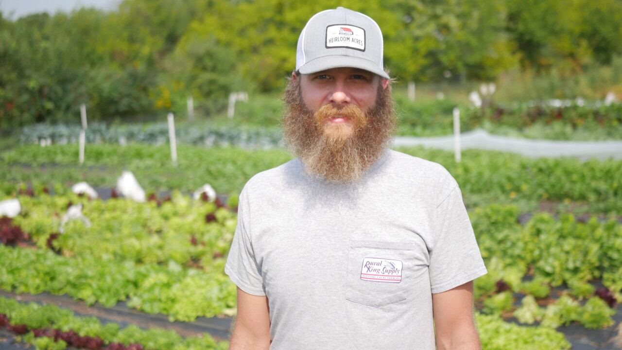 Heirloom Acres changes business model during the pandemic