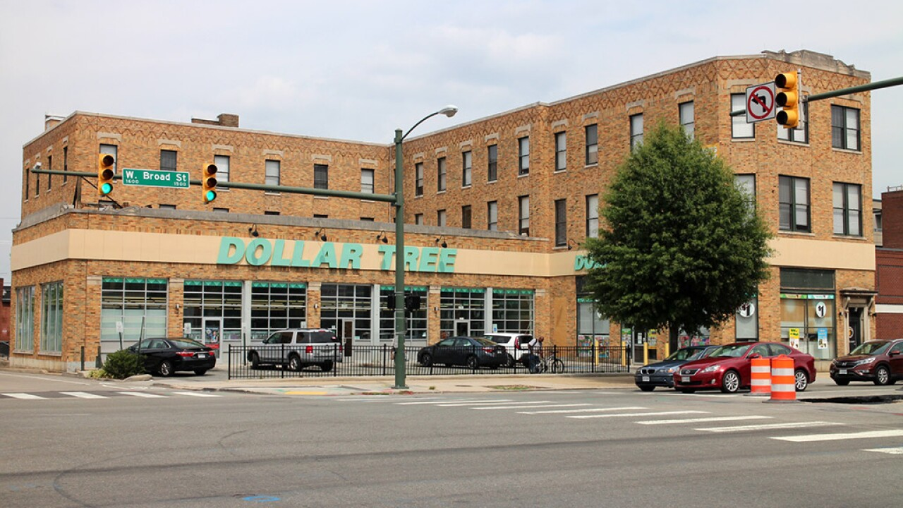 Dollar Tree and loft apartments on Broad bought for over $4M