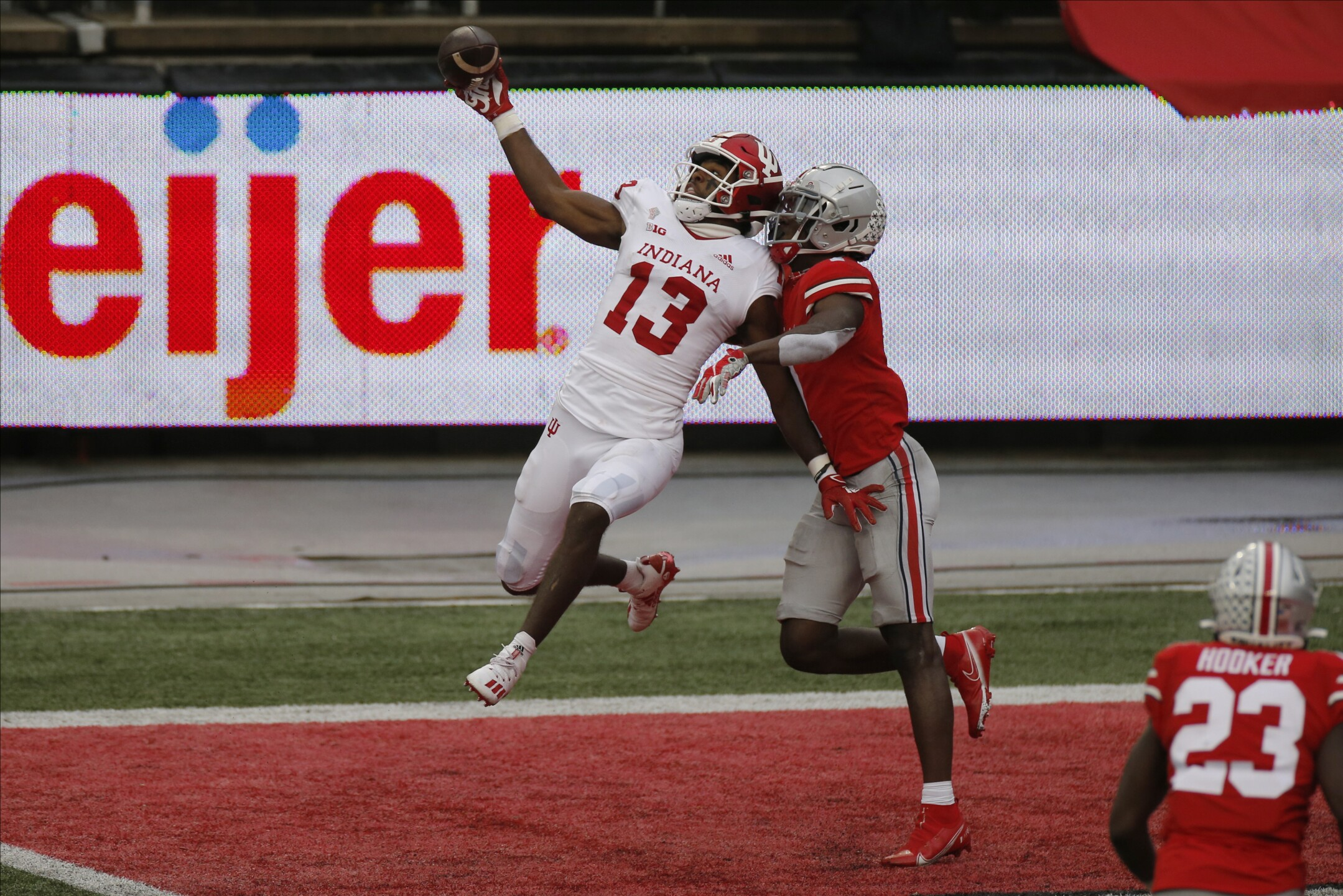 APTOPIX Indiana Ohio St Football