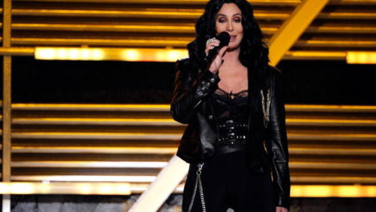 Cher to bring 'Here We Go Again' tour to Little Caesars Arena