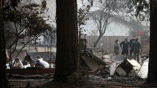California fire victims' families urged to give DNA; Colorado company donates testing technology