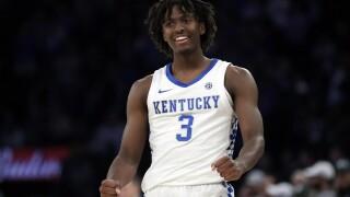 Kentucky Michigan St Basketball
