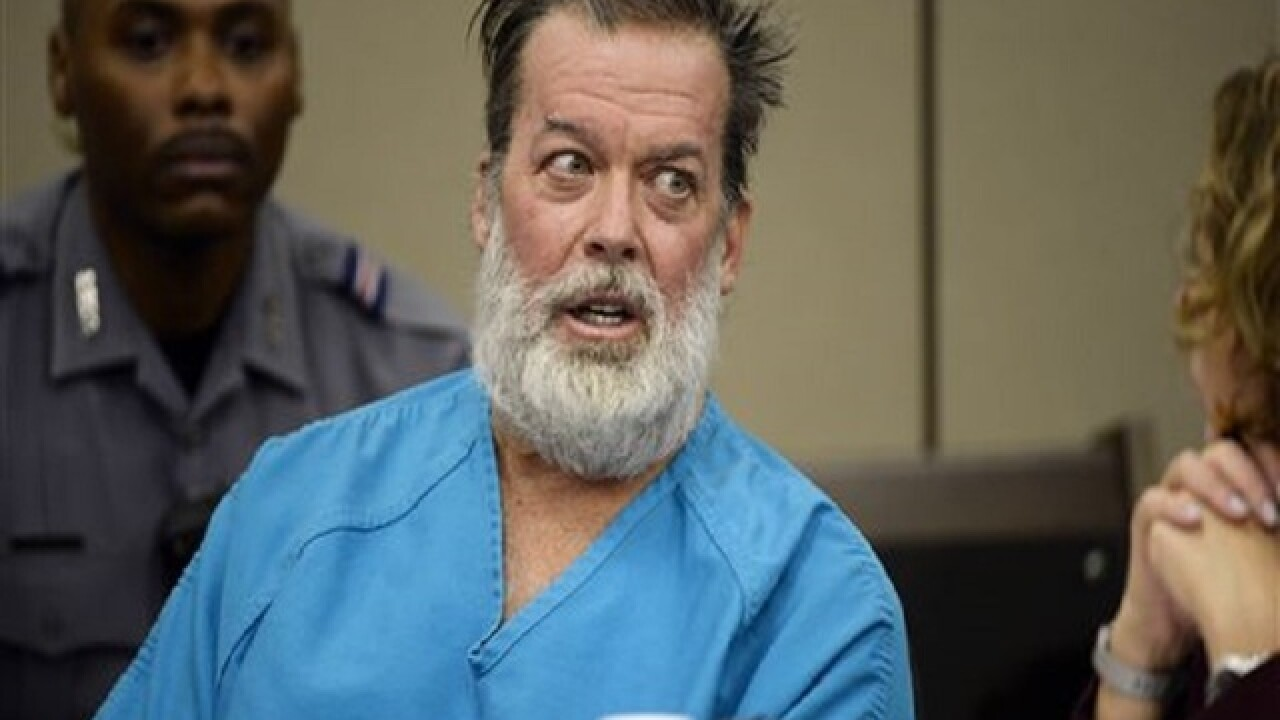 Planned Parenthood shooter admired Fla. killer