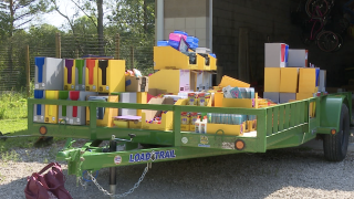 Muskegon sisters create back-to-school kits for nearly 1,000 students