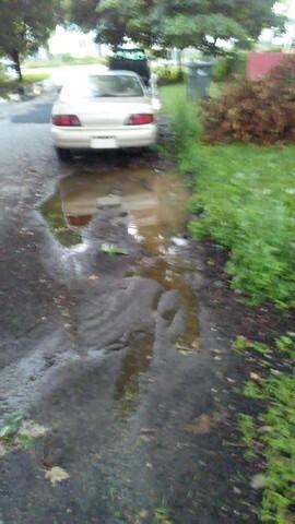 PHOTOS: Flooding in Irvington