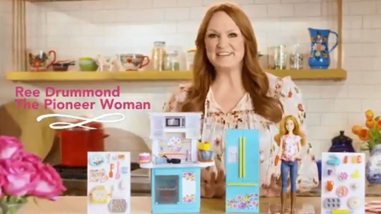 Barbie Partners With Pioneer Woman For Doll Kitchen Playset