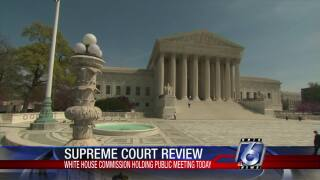 Preliminary report released on changes to U.S. Supreme Court