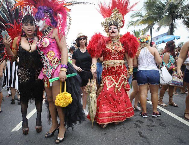 Mardi Gras 2018 celebrations