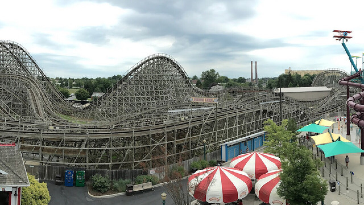 6 days of heavy rain spurs Hersheypark, ZooAmerica theme parks to close