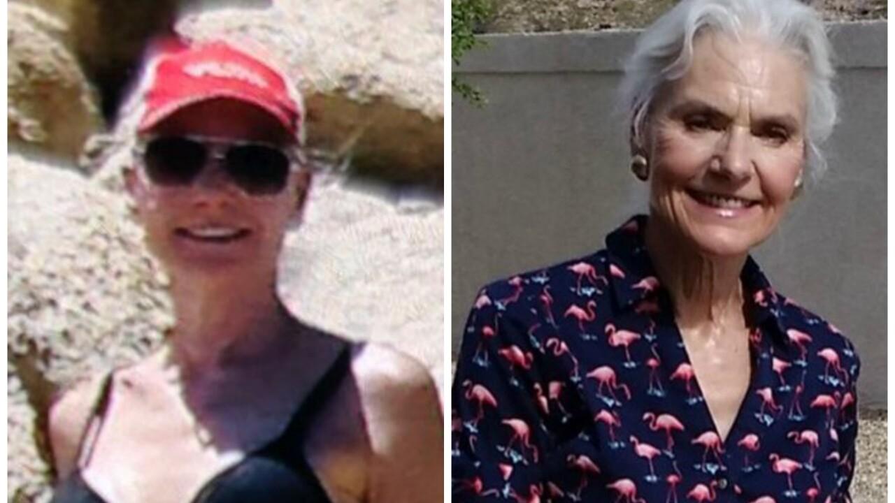 Bikini-clad woman missing in California's Mojave Desert
