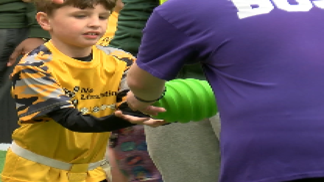 Central Texas nonprofit holds 3rd annual 'Super Bowl'