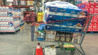 Costco Limiting Water And Toilet Paper Purchases As Delta Variant Spreads