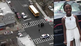 Patience Albert, 10-year-old hit and killed by bus in Brooklyn
