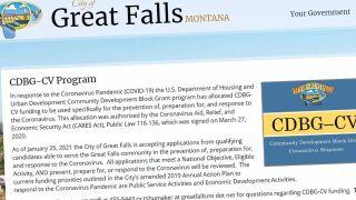 $475K available in Community Development Block Grants