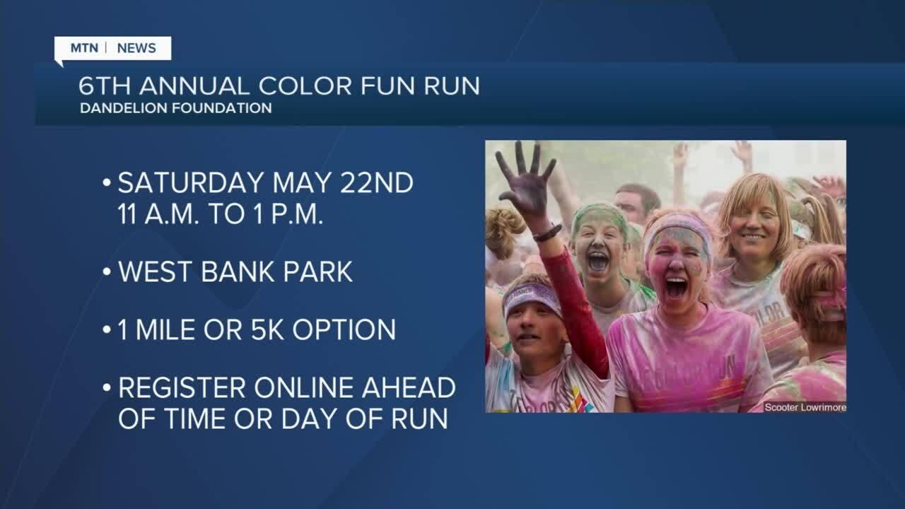 Fun Run To End Child Abuse