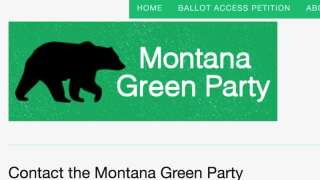 Green Party qualifies for 2020 MT ballot