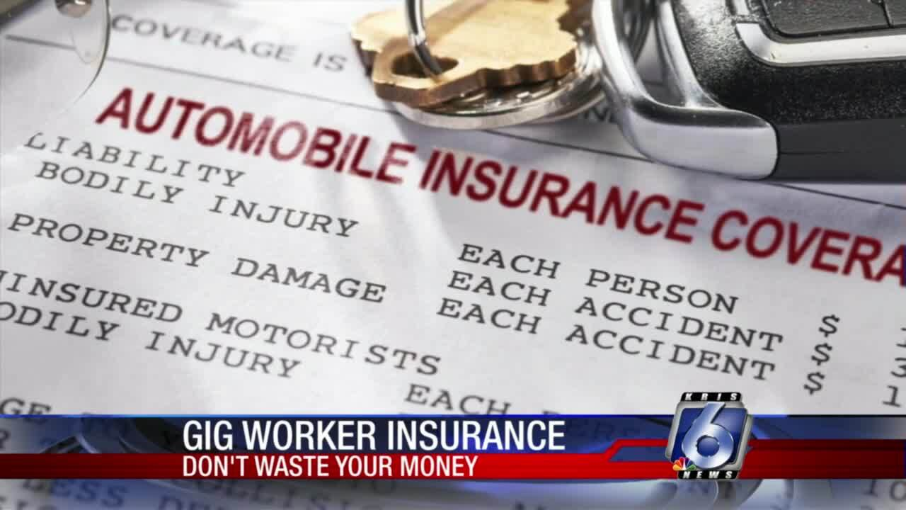 DWYM: Why gig workers need to upgrade their auto insurance
